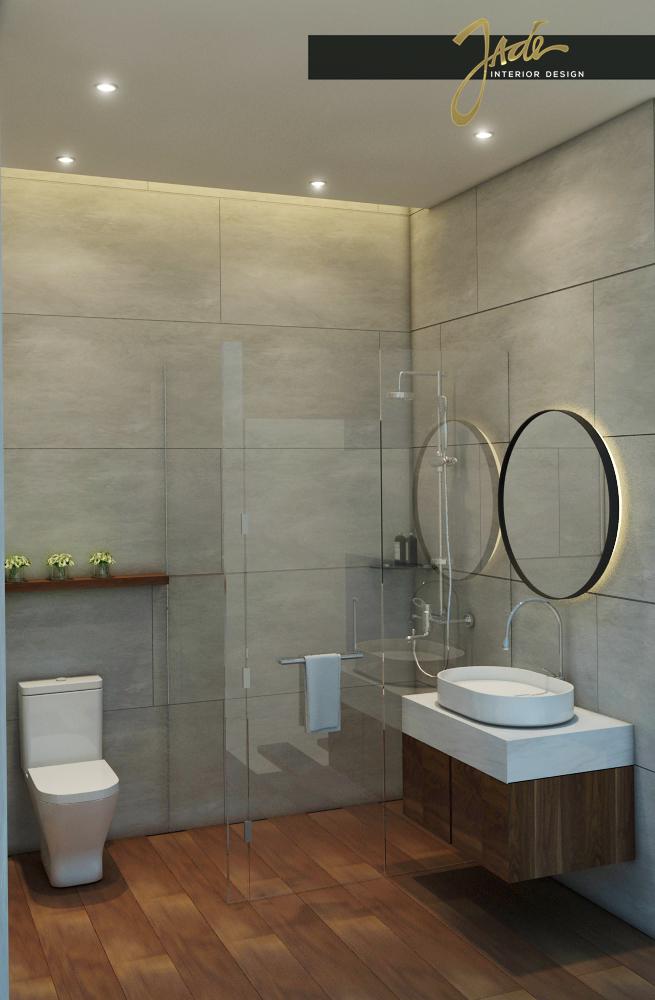 guest bathroom rev