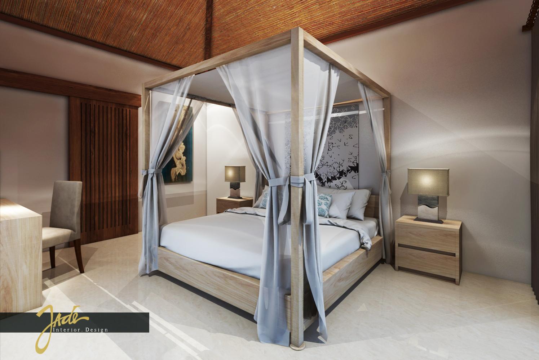 2nd villa vedroom 1